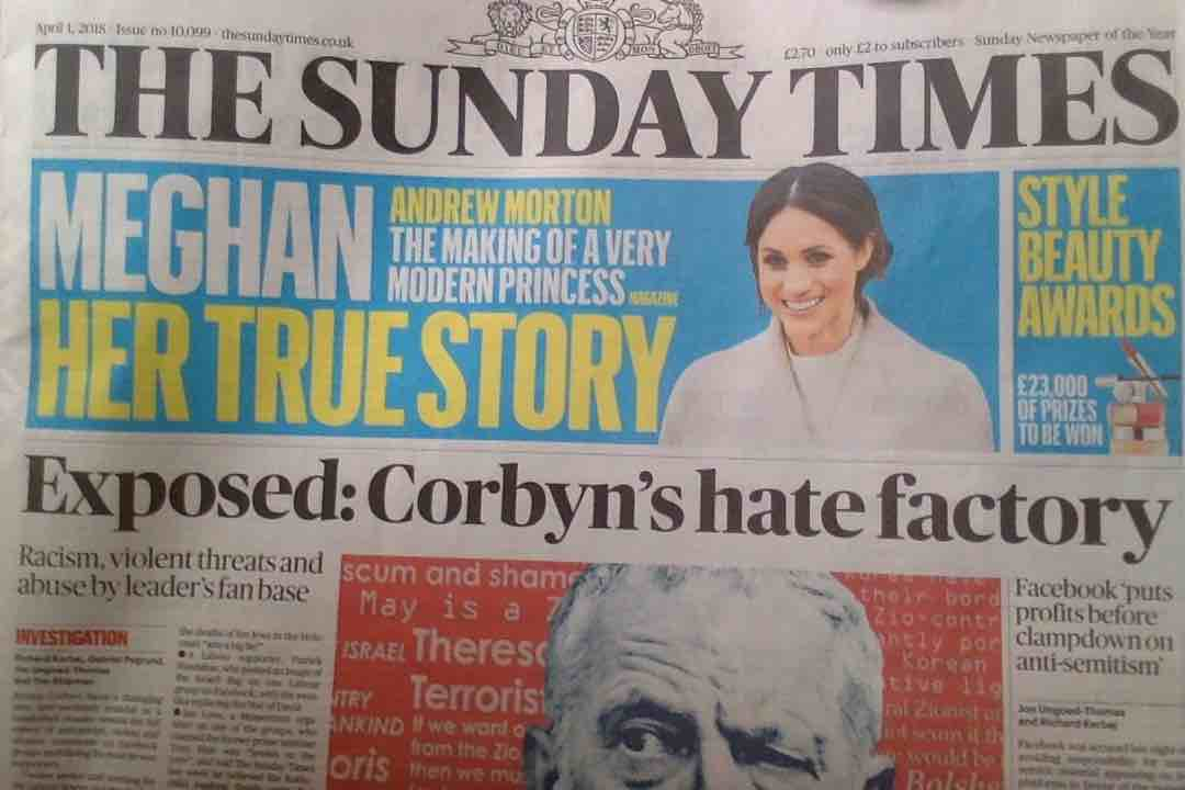"""A closer look at the """"exposure"""" in the Sunday Times 
