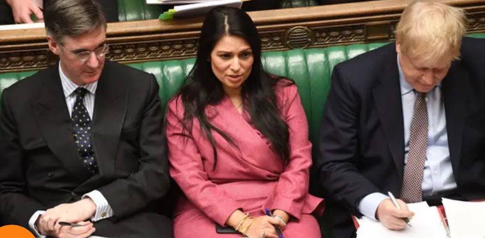 Why Is Priti Patel Still In Her Job Jewish Voice For Labour
