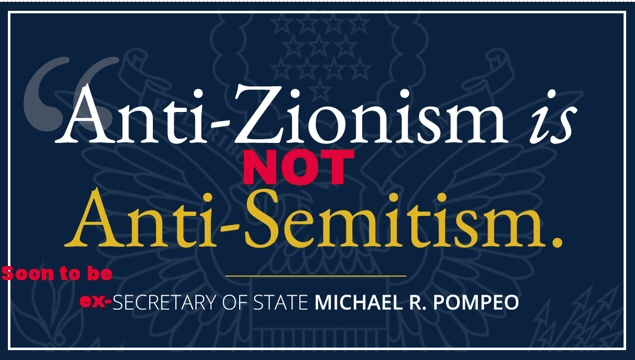 anti-Zionism is not anti-smitism